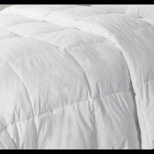 Twin Organic silk filled Duvet